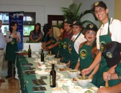 E anche Guayaquil profuma di pesto!
