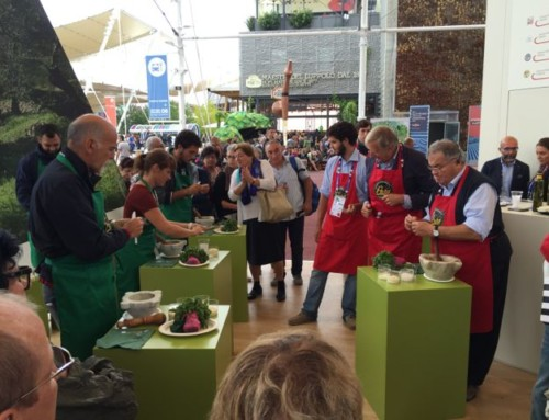School of Pesto at Expo