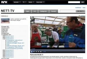 2011 09 10 Bergen NETT TV