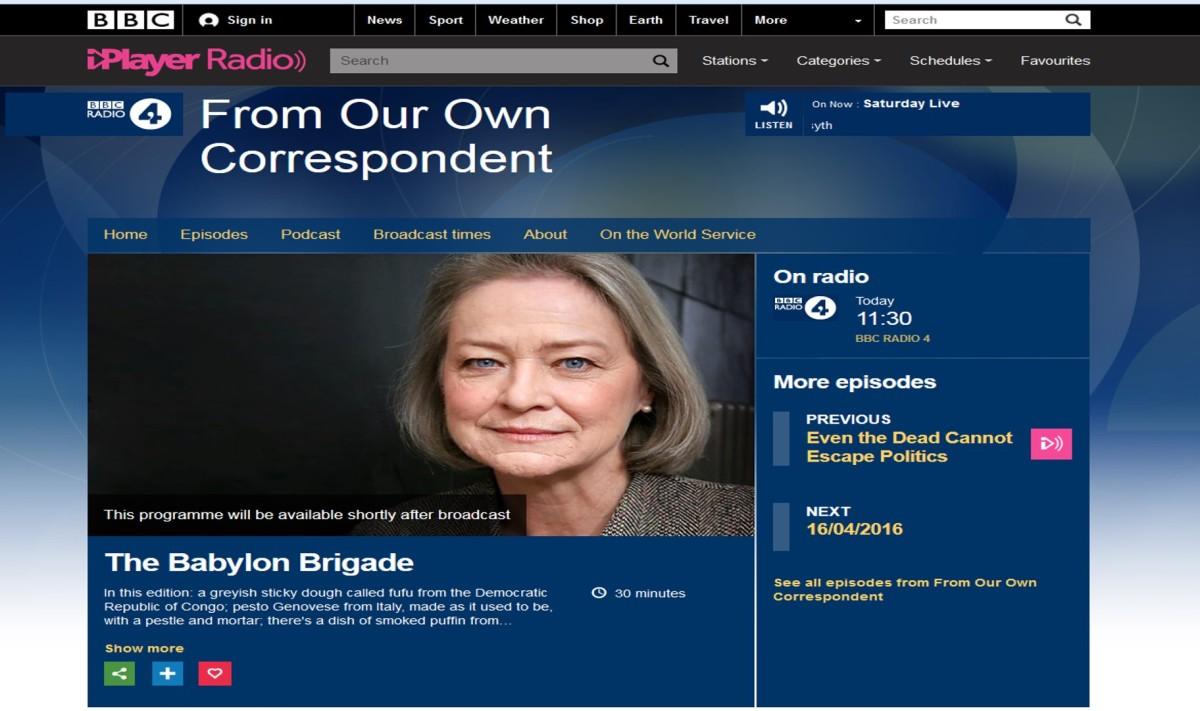 BBC 09-04-16