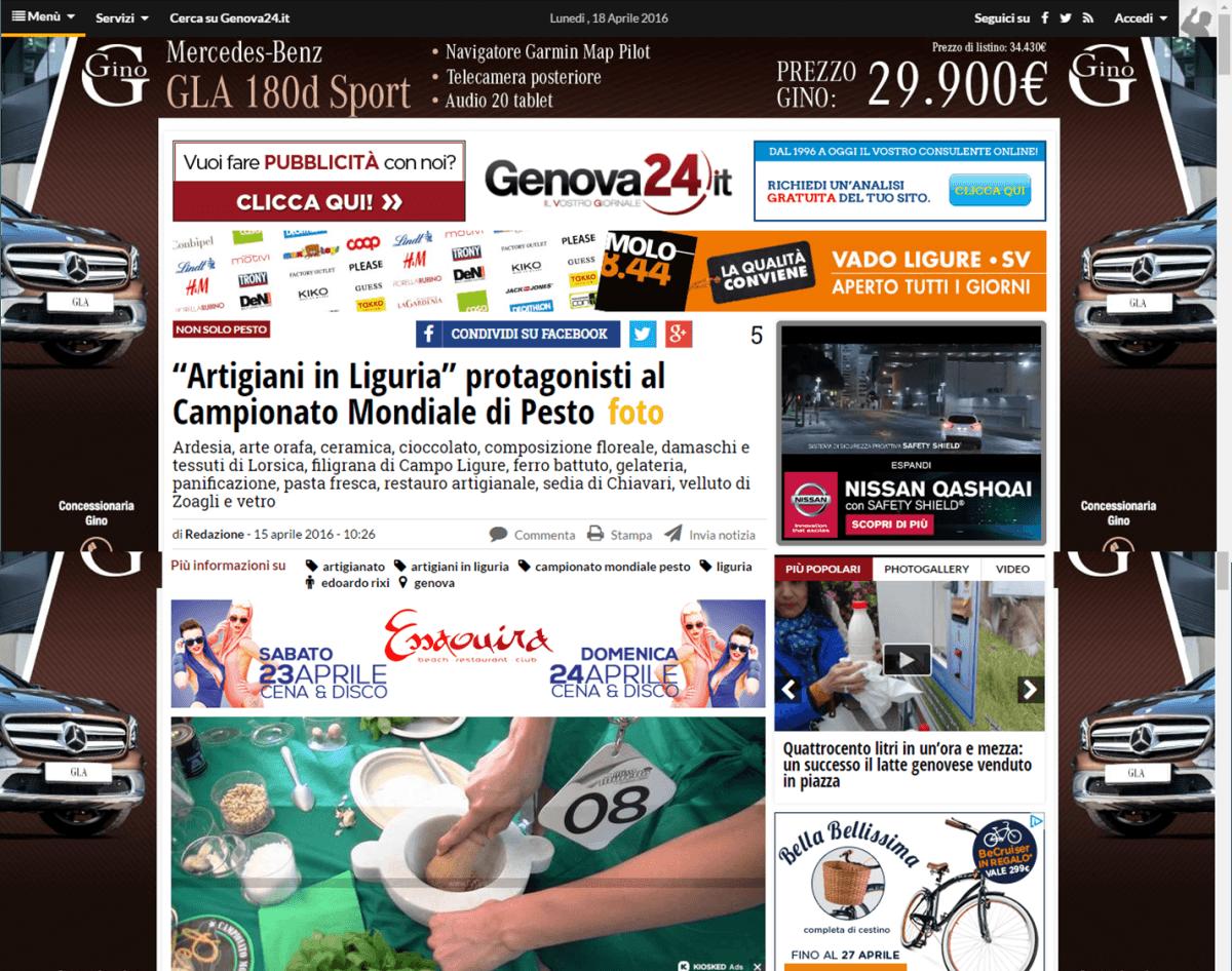 Genova24 16 Aprile 2016