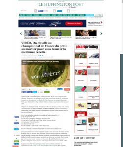 Le Huffington Post 4 Giugno 2016