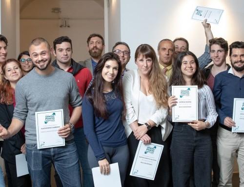 Prize-giving ceremony for Genoa Photo Marathon